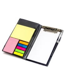 Memo Notebook With Sticky Notes