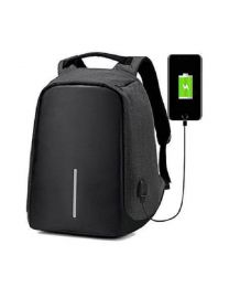 Anti-Theft Classic Laptop Bag with USB Charging Port