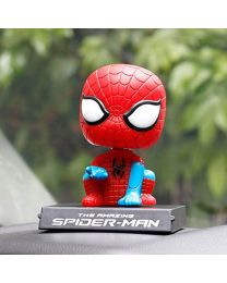 Amazing Spiderman BobbleHeads + Phone Holder