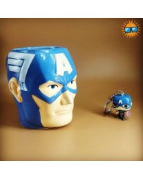 Captain America Gift Set