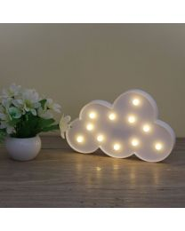 Cloud Light Lamp