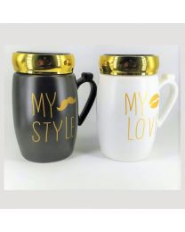 Couple Love Mugs Combo