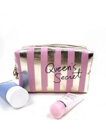 Glitter Cosmetic Pouch
