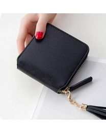 Tassel Wallet Clutch