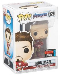 Iron Man with Gauntlet - Fall Convention Exclusive