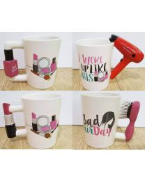 3D Beauty Series Mug