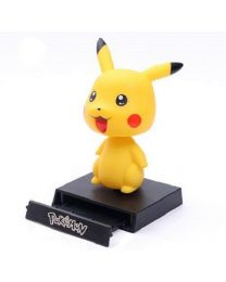 Pikachu Bobblehead + Phone Holder