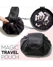 Drawstring Makeup/Travel Organizer