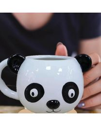 Cute Panda Mug for Coffee