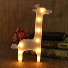 Giraffe Marquee Light