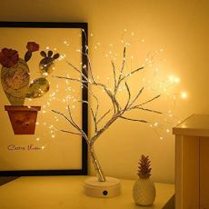 LED Tree Desk Lamp