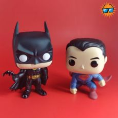 Funko Pop Batman Superman Action Figure