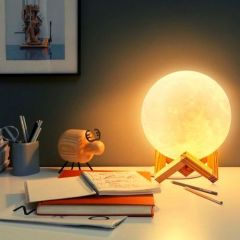 3D Moonlight Lamp