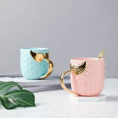 3D Mermaid Mug