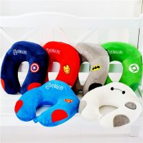 Superhero Neck Pillow