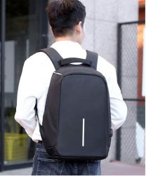 Anti-Theft Laptop Bag with USB Charging Port