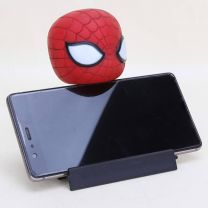 Spider Superhero BobbleHead + Phone Holder
