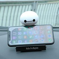 Baymax Big Hero Bobblehead + Phone Holder