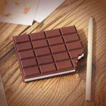 Chocolate Notepad