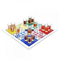 Drinking Ludo Party Game