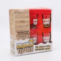 Drunken Tower Party Game