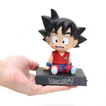 Goku Dragonballz Bobblehead + Phone Holder