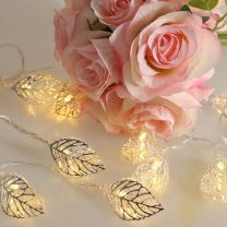 Leaf String Lights