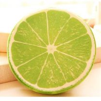 Lime Cushion Pillow