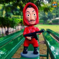 Money Heist Bobblehead