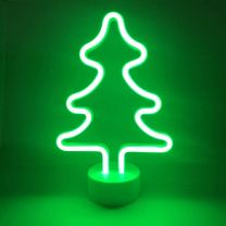 Tree Neon Light